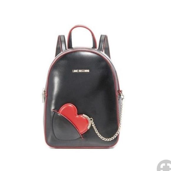 f04469e22b50d Love Moschino Handbags - LOVE MOSCHINO backpack